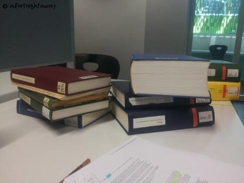 Books University learning exam