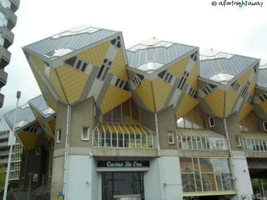 cube house rotterdam architecture