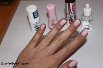 essence gel nail polish sweet as candy