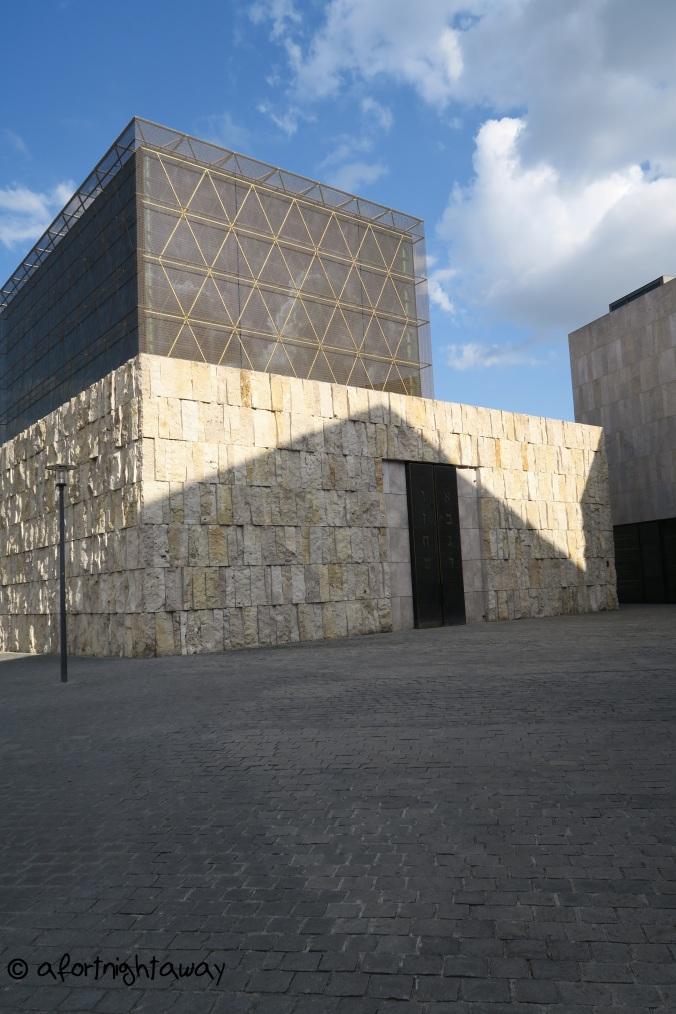 synagogue munich neue synagoge münchen